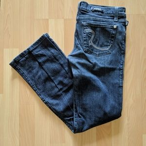 Rock add Republic jeans. Sized 28
